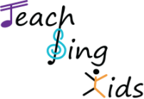 Teachsing Kids Logo
